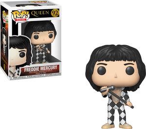 FUNKO POP! ROCKS: Queen - Freddie Mercury