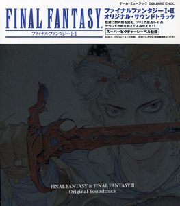Final Fantasy 1 & 2 (Original Soundtrack) [Import]