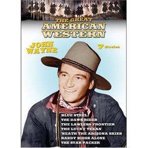 The Great American Western: Volume 3: John Wayne