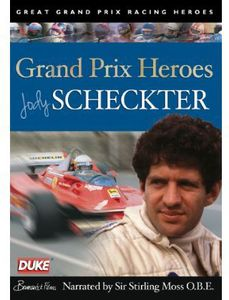 Jody Scheckter: Grand Prix Hero