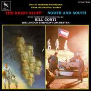 The Right Stuff /  North and South (Original Soundtrack)