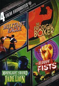 4 Film Favorites: Martial Arts
