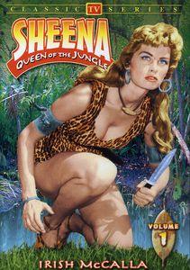 Sheena Queen of the Jungle 1