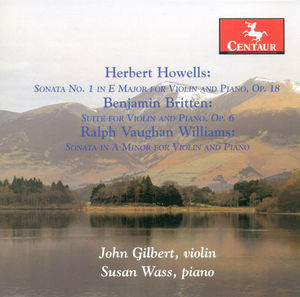 Sonata 1 for Violin & Piano Op 18
