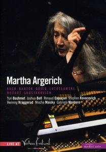 Live at Verbier Festival: Martha Argerich 2007