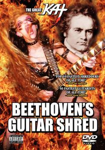 Beethoven's Guitar Shred