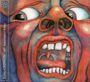 In The Court Of The Crimson King [CD and DVD-A] [Bonus Tracks] [Digipak] , King Crimson
