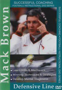 Successful Football Coaching: Mack Brown - Defensive Line