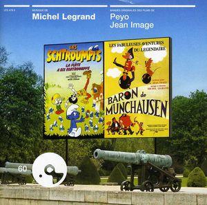 The Smurfs /  Le Baron de Munchausen (Original Soundtrack) [Import]