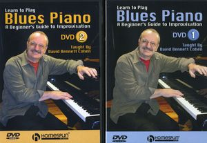 Blues Piano: Volume 1 and 2