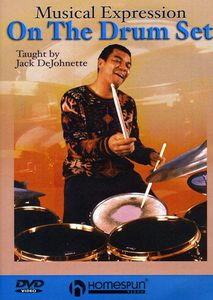 Teaches Musical Expression on Drum Set Level 3 & 4