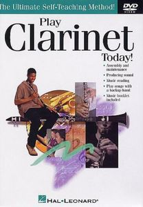 Play Clarinet Today
