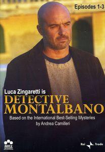 Detective Montalbano: Episodes 1-3 , Cesare Bocci