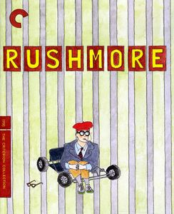 Rushmore (Criterion Collection)