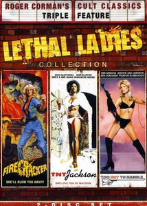 Roger Corman's Cult Classics: Lethal Ladies Collection 1