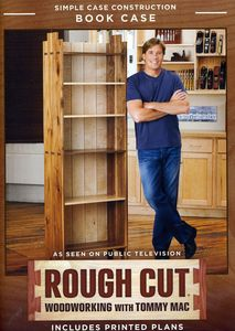 Rough Cut - Woodworking Tommy Mac: Through Mortise