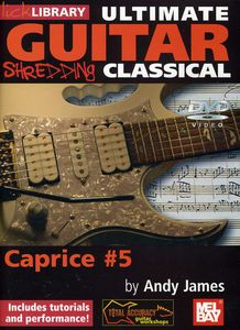 Ultimate Guitar Shredding: Classical Caprice 5