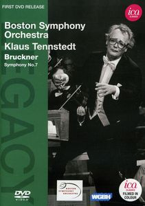 Legacy: Klaus Tennstedt Conducts Boston Sym Orch