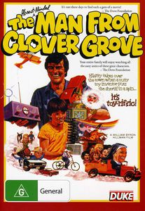 Man from Clover Grove [Import]