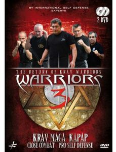 Warriors 3: The Return of the Krav Warriors