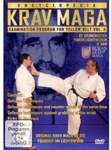 Vol. 4-Krav Maga Encyclopedia Examination Program [Import]