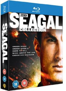 Steven Seagal Collection [Import]
