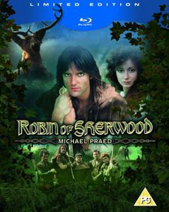 Robin of Sherwood Series 1 & 2 [Import]