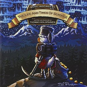 The Life and Times of Scrooge (Original Soundtrack) [Import]