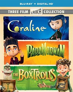 Coraline /  ParaNorman /  The Boxtrolls
