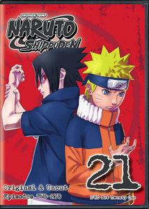 Naruto Shippuden Uncut Set 21
