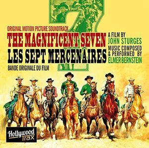 Les Sept Mercenaires (The Magnificent Seven) (Original Soundtrack) [Import]