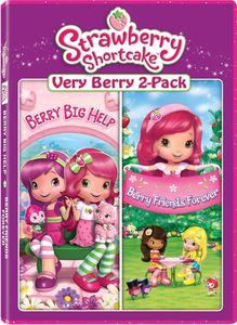 Strawberry Shortcake Very Berry 2-Pack: Berry Big Help /  Berry FriendsForever