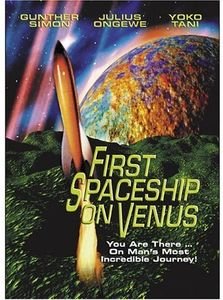 First Spaceship on Venus