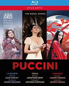 Puccini Opera Collection