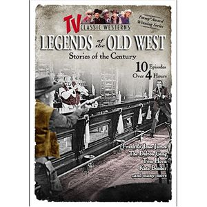 Legends of the Old West: Volume 4