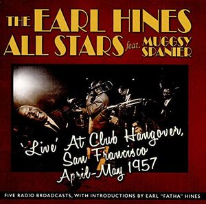 Live At Club Hangover San Francisco April-may 17, 1957