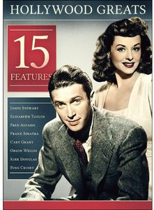 15-Feature Hollywood Greats: Volume 1