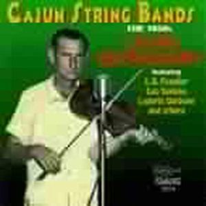 Cajun String Bands 1930's: Cajun Breakdown /  Var