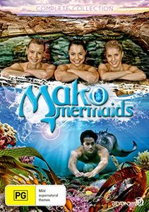 Mako Mermaids: Series Collection [Import]