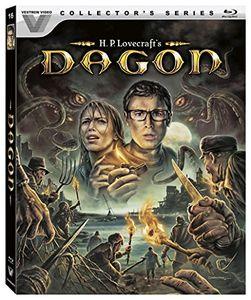 Dagon (Vestron Video Collector's Series) , Ezra Godden