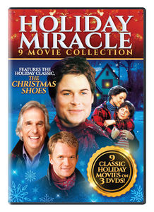 Holiday Miracle 9 Movie Collection , Henry Winkler