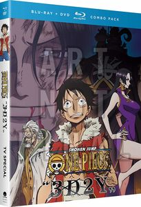 One Piece: 3D2Y: Overcoming Ace's Death! Luffy's Pledge To His Friends- TV Special