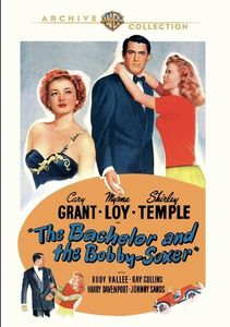The Bachelor and the Bobby-Soxer , Cary Grant