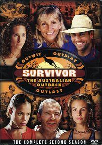 Survivor: Australian Outback - The Complete Season , Nick Brown