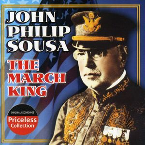 March King: Conducts His Own Marches