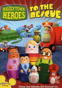 Higglytown Heroes: To the Rescue