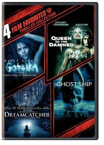 4 Film Favorites: Thriller Collection