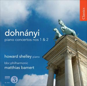 Piano Concertos No 1 & 2 , Howard Shelley