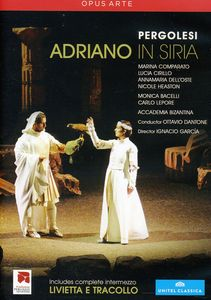 Adriano in Siria
