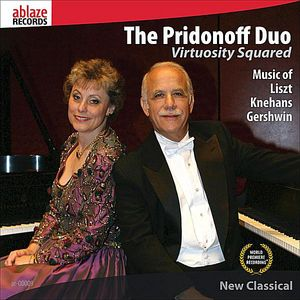 Pridonoff Duo: Virtuosity Squared